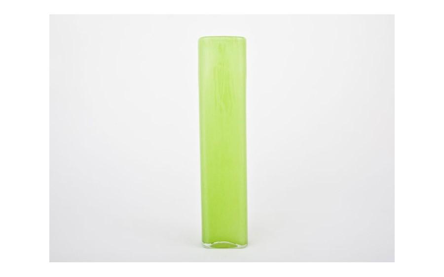 Wazon 8 x 5 x 35cm zielony