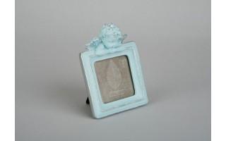 Niebieska ramka na zdjęcia (9x12)