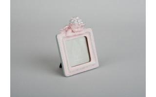 Różowa ramka na zdjęcia (9x12)