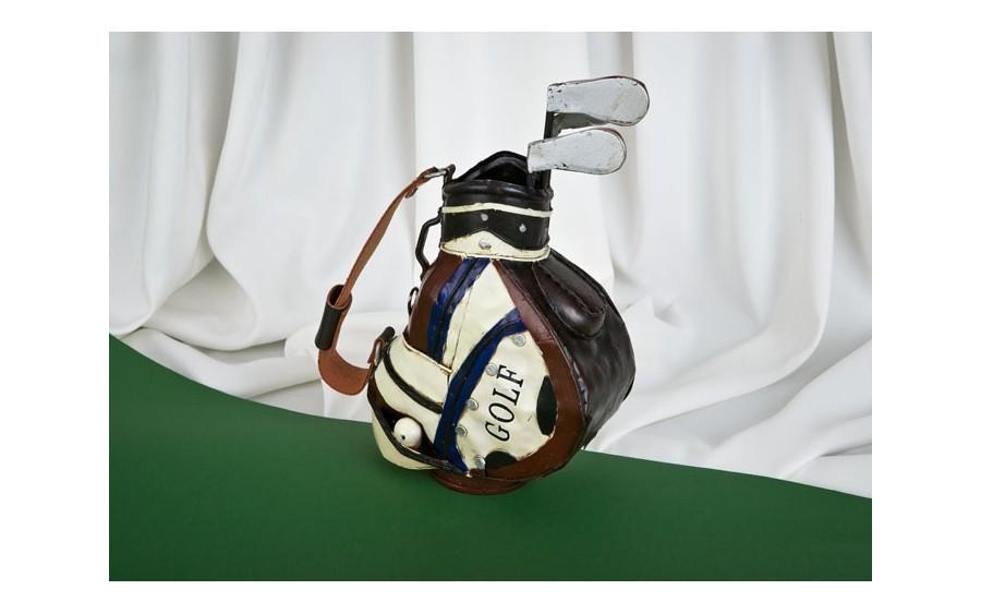 Model wózka golfowego