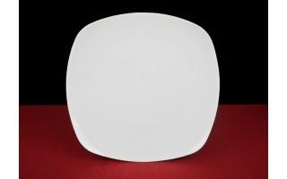 White Półmisek kwadratowy