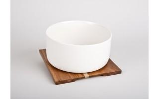 Salaterka z deską drewnianą Pampeluna