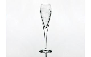 Kieliszek kryształowy Szampan 200ml Violetta 2554