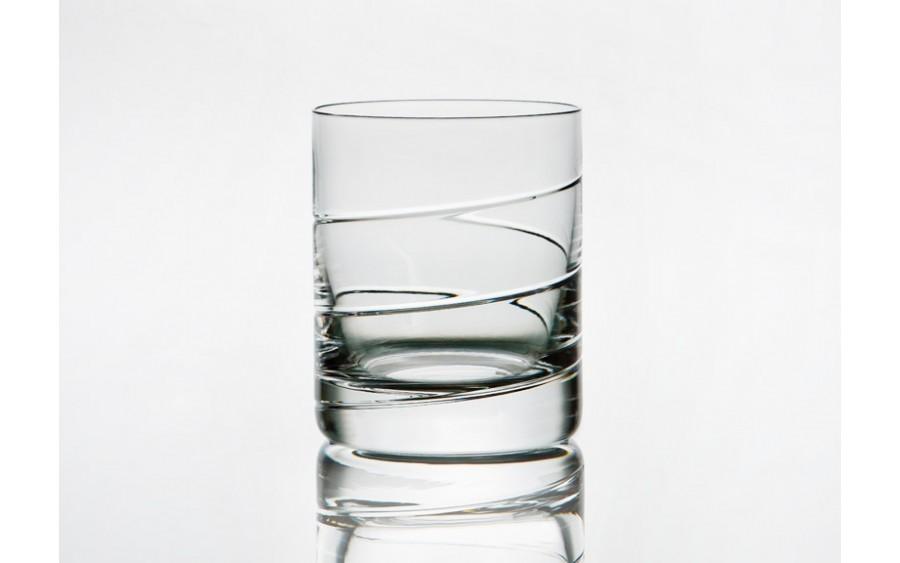 Szklanka kryształowa 300ml Violetta 2554