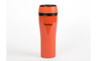 Kubek termiczny Take and Go 500ml - pomarańczowy