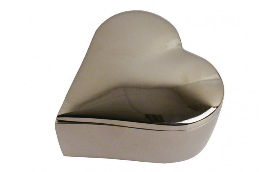Szkatułka serce 10cm