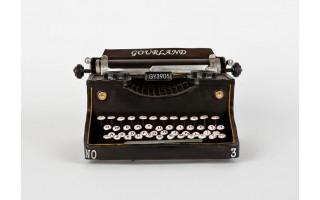 Model kolekcjonerski maszyny do pisania