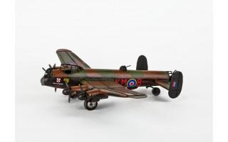 Model samolotu Lancaster