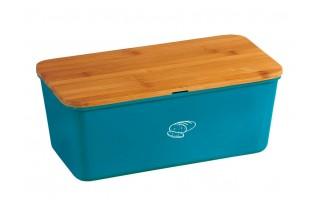 Pojemnik na chleb Kesper - niebieski