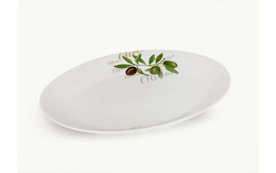 Półmisek owalny 33cm Olives