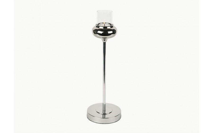 Świecznik metalowy 37cm