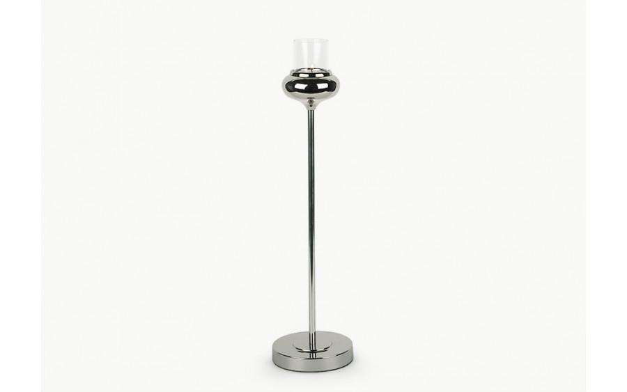 Świecznik metalowy 48cm