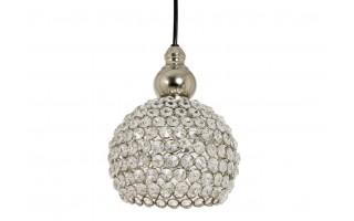 Lampa z kryształami Cristella