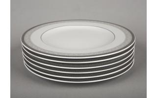 Kpl. 6 talerzy deserowych 19cm Margaret