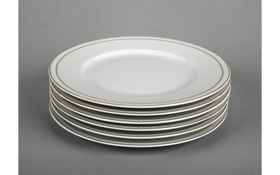Kpl. 6 talerzy deserowych 20cm Suna