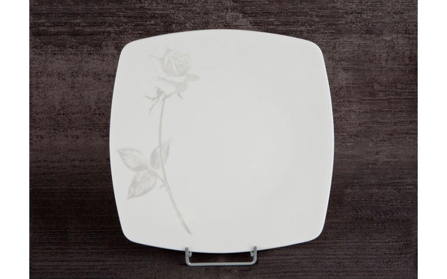 Talerz płytki 27cm Romantica Rosa
