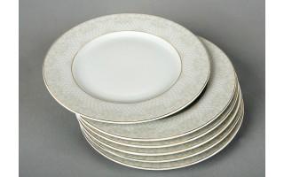 Kpl. 6 talerzy deserowych 20cm Oliwier