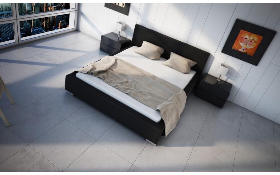 Model Concept I łóżko tapicerowane