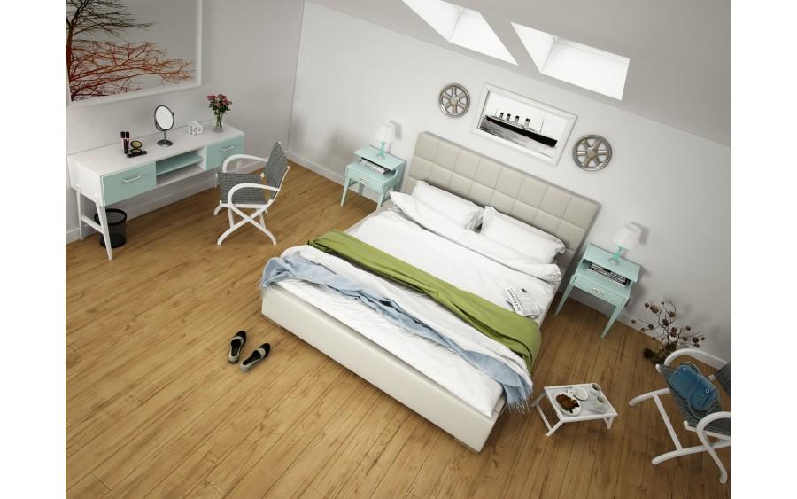 Model Concept III łóżko tapicerowane