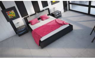 Model VI łóżko tapicerowane