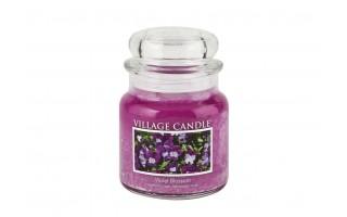 Świeca Violet Blossom 14cm