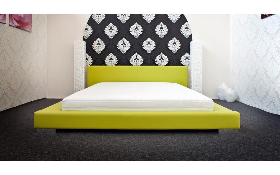 Model VII łóżko tapicerowane