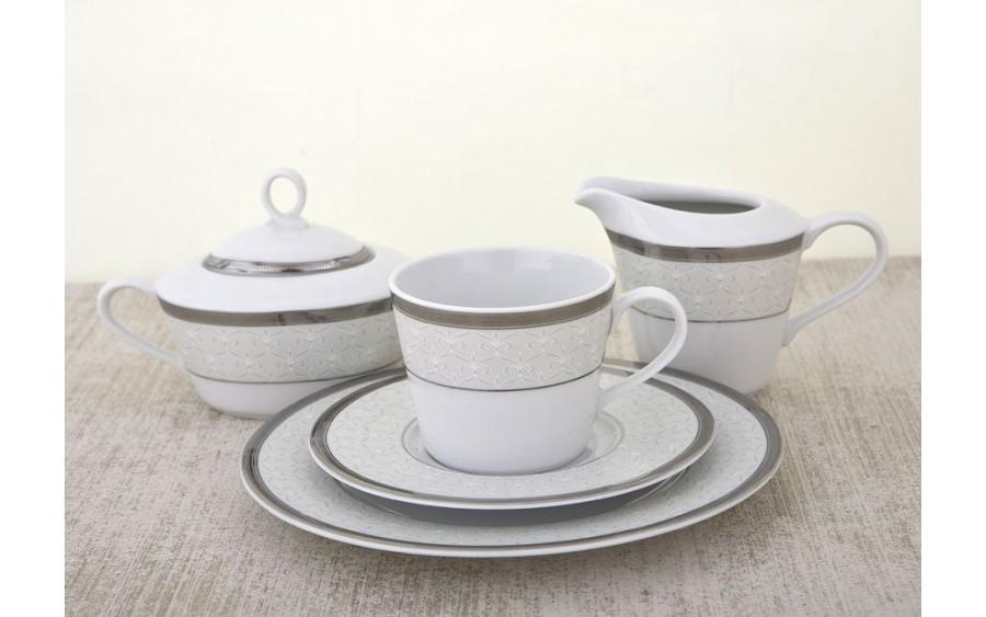 Serwis do kawy 6/20 Grenada Silver