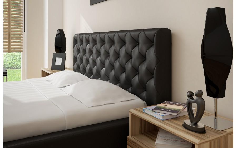 Model XVI łóżko tapicerowane