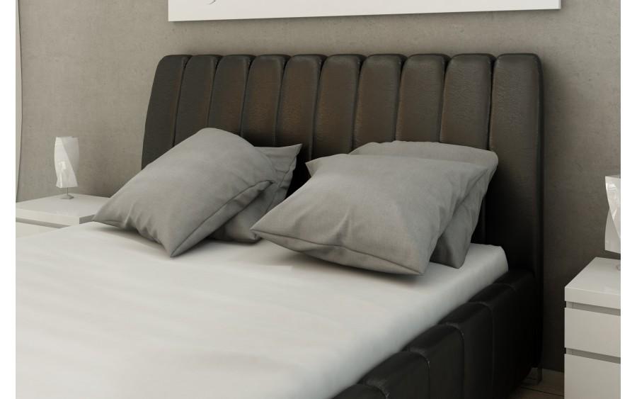 Model XVII łóżko tapicerowane
