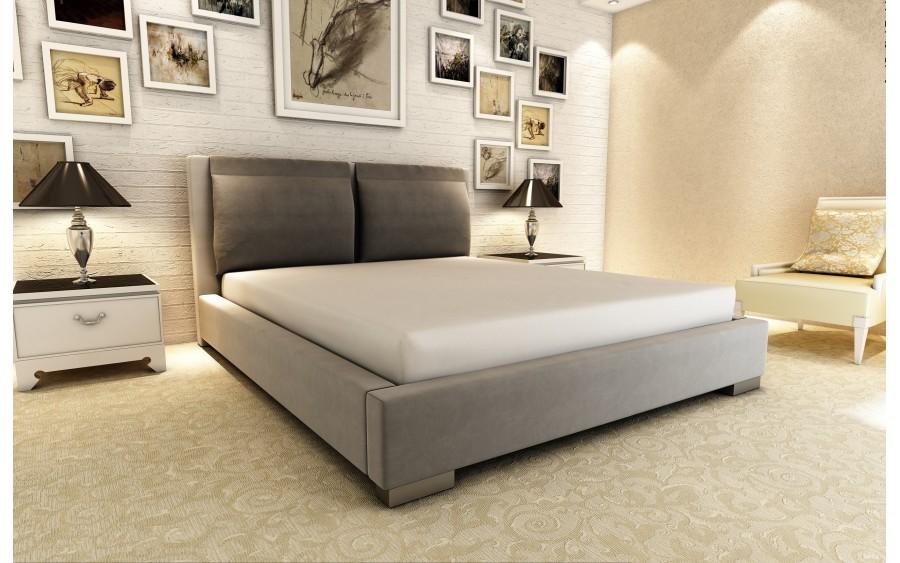 Model XX łóżko tapicerowane