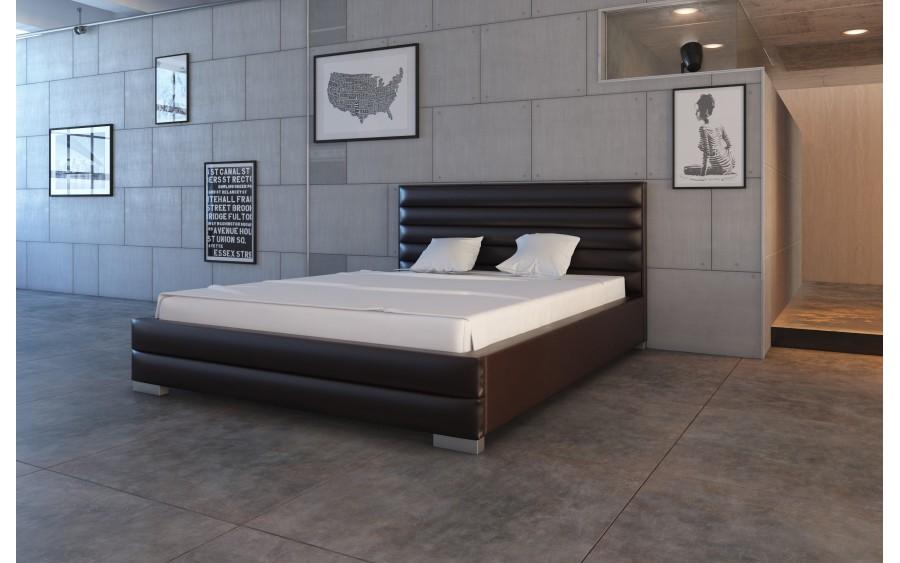 Model XXI łóżko tapicerowane