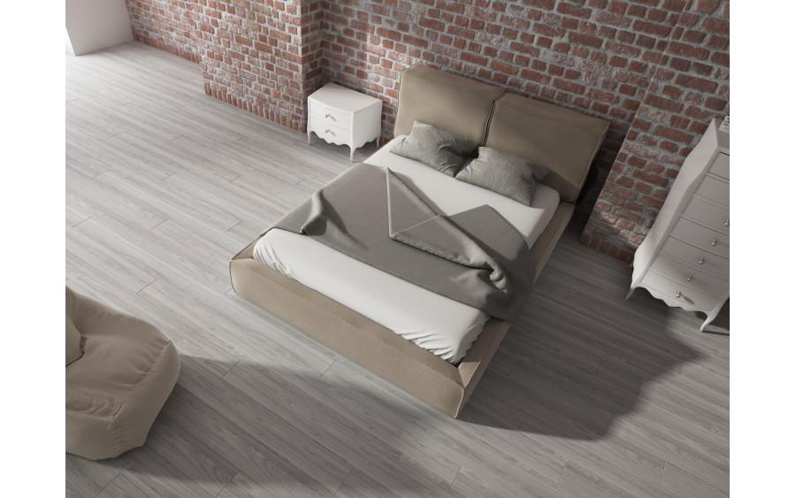 Model XXIII łóżko tapicerowane