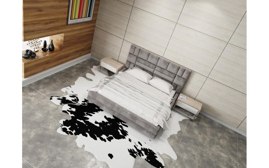 Luxury III łóżko tapicerowane