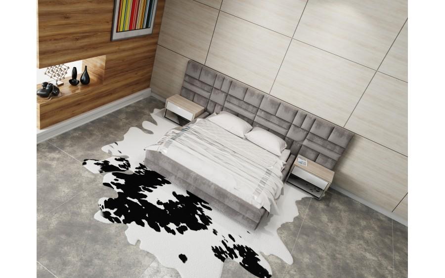 Luxury III 300 łóżko tapicerowane