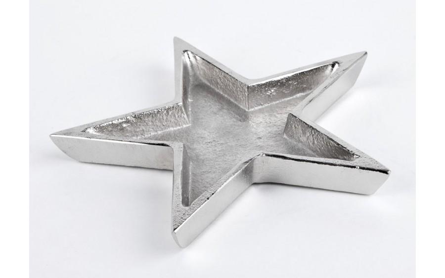 Świecznik Gwiazda 18cm PROMO