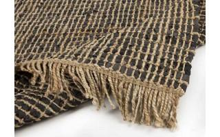 Dywan bawełniany 160x230 Roxy Charcoal