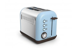 Toster Accents Azure 2 tosty Morphy Richards