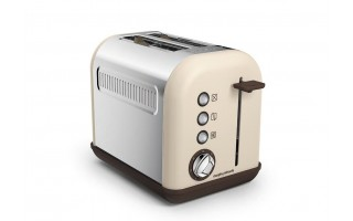 Toster Accents Sand 2 tosty Morphy Richards