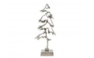 Rzeźba aluminiowa Choinka