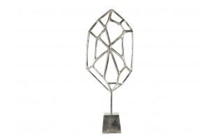 Rzeźba aluminiowa Pajęczyna PROMO