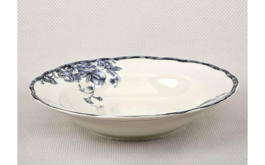 Talerz głęboki 23,5 cm Mara Blue