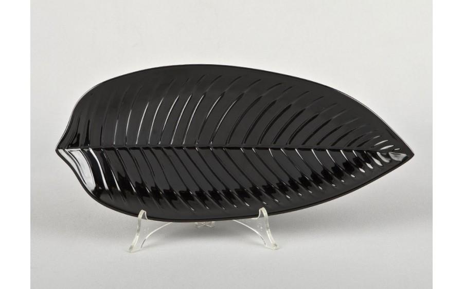 Półmisek 36 cm - czarny