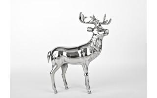 Ozdoba metalowa Figurka Jeleń