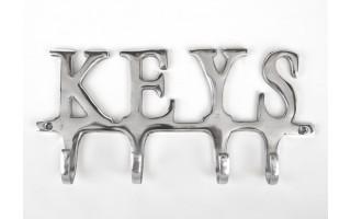 Wieszak Keys (4 haki)