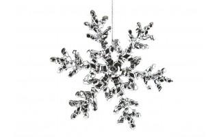 Ozdoba świąteczna Płatek Śniegu 12,5cm