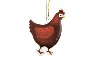 Ozdoba świąteczna Kurczak