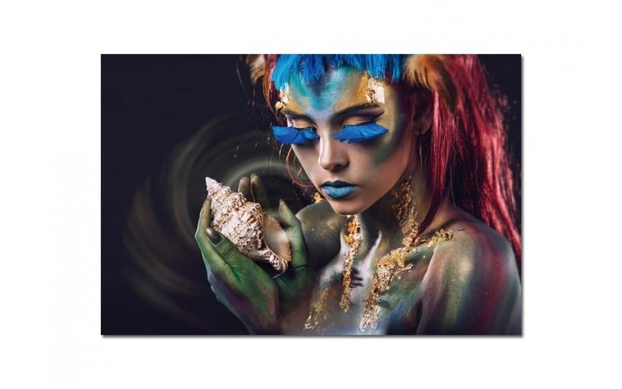 Obraz szklany 120x80 Kolor design