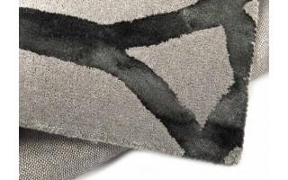 Dywan wełniany Grey/Charcoal 120x180