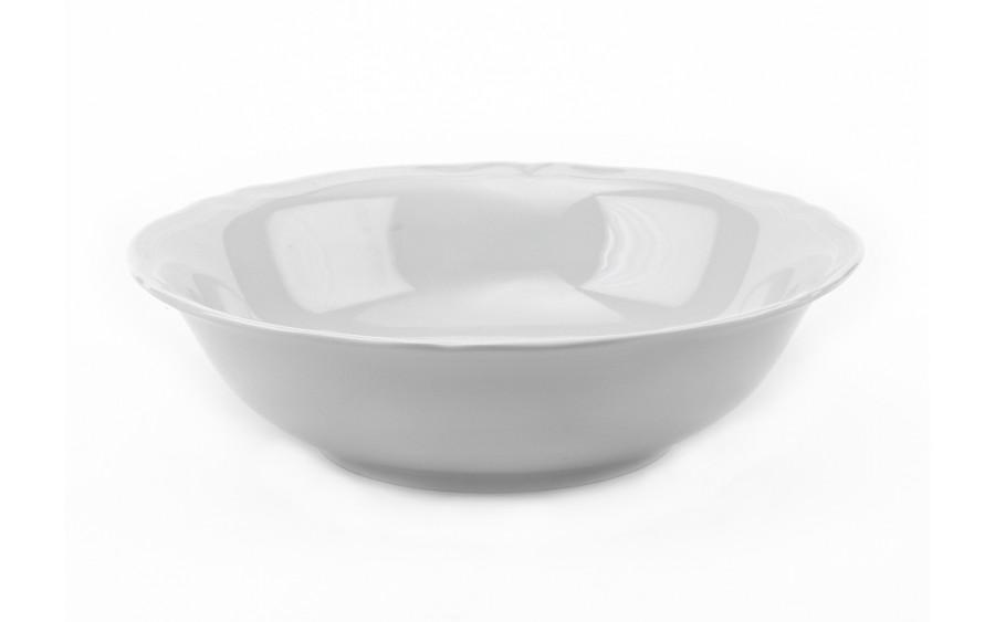 Salaterka 26 cm Castel White