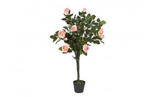 Roślina doniczkowa krzew Róży 110cm (sztuczna)